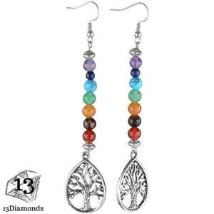 Chakra Earrings Style 4 Earrings
