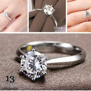 Classic Style Ring Rings